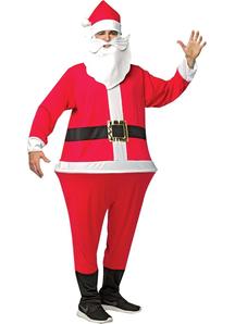 Santa Hoopster Costume