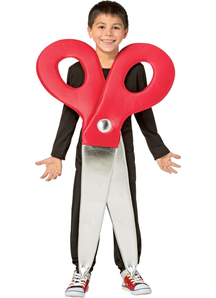 Scissors Child Costume