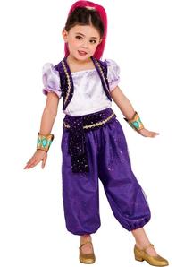 Shimmer Shine Shimmer Child Costume
