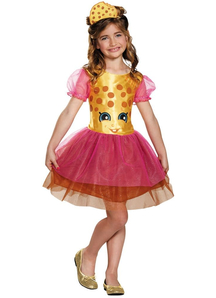 Shopkins Kookie Cookie Costume For Children