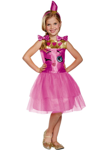 Shopkins Lippy Lips Costume For Children