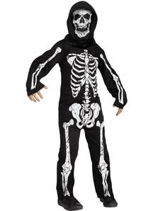 Skeleton Phantom Child Costume