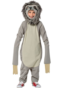 Sloth Child Costume 2