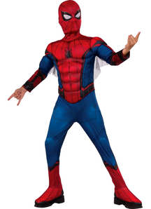 Spiderman Muscle Child Costume - 21262