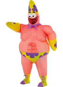 Spongebob Patrick Inflatable Child Costume