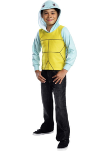 Squirtle Child Costume