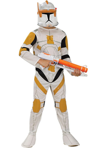 Star Wars Clonetrooper Cody Child Costume