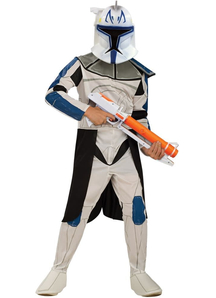 Star Wars Clonetrooper Rex Child Costume