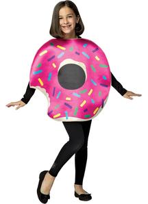Strawberry Doughnut Child Costume