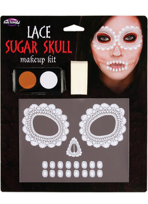 Sugar Skull Make Up Kit