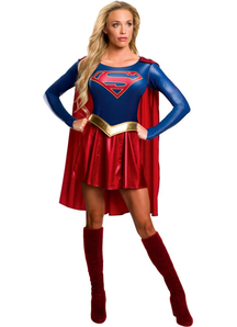 Supergirl Adult Costume - 21280