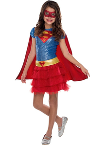 Supergirl Child Costume - 20826