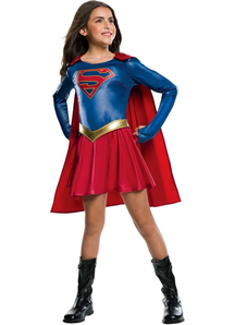 Supergirl Child Costume - 21254