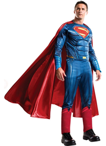 Superman Adult Costume - 20848