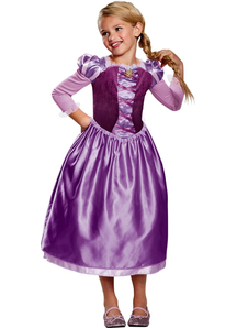 Sweet Rapunzel Child Costume
