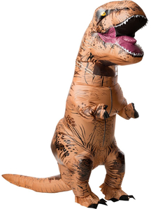 T-Rex Inflatable Adult Costume With Sound