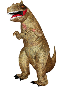 T-Rex Inflatable Child Costume