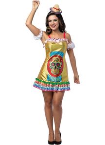 Tequilla Female Costume