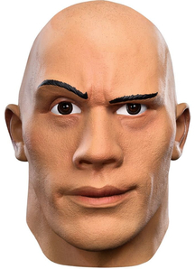 The Rock Deluxe Mask Adult