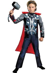 Thor 2 Avengers Child Costume