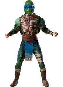 Tmnt 2 Leonardo Adult Costume