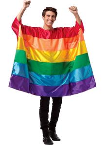 Tunic Rainbow Flag