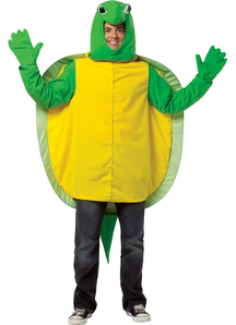 Turtle Adult Costume - 21614