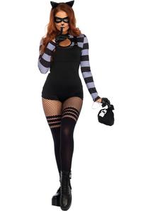 Wild kitty Adult Costume