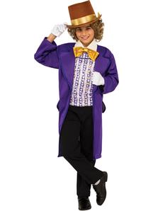 Willy Wonka Child Costume