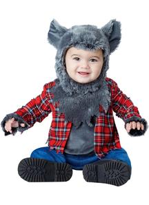 Wittle Werewolf Toddler Costume
