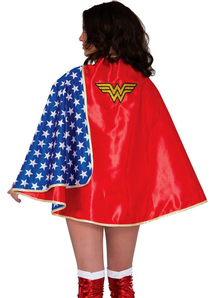 Wonder Woman Cape Adult - 21237