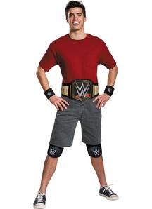 WWE Champion Kit Adult