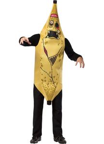 Zombie Banana Adult Costume