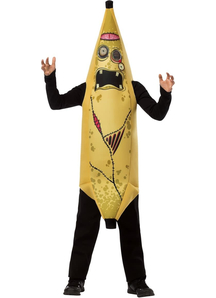Zombie Banana Child Costume