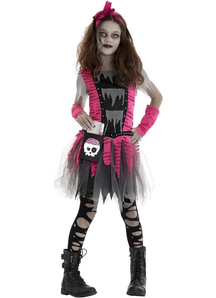 Zombie Girl Child Costume - 20929