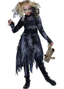 Zombie Girl Child Costume - 21364