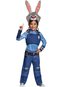Zootopia. Judy Hopps Costume For Children