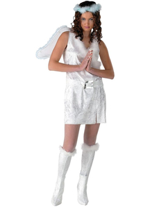Angel Teen Costume