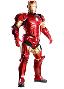 Avengers Iron Man Adult Costume