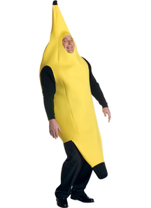 Banana Plus Size Costume