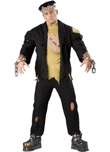 Big Monster Adult Plus Size Costume