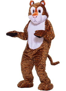 Big Tiger Adult Costume