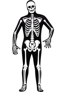 Body Skeleton Adult Costume