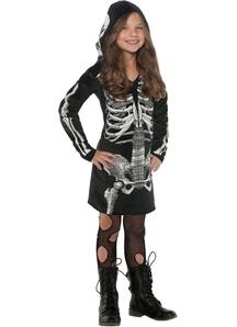 Bones Child Costume