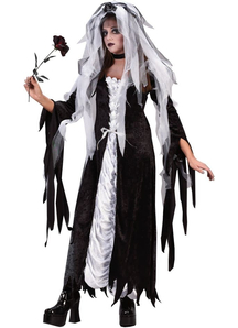 Bride Of Darkness Teen Costume