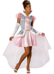 Charming Princess Teen Costume