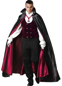 Classic Vampire Adult Costume