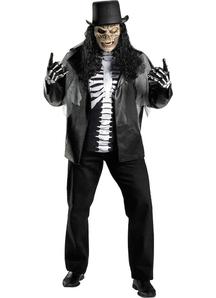 Cool Rocker Adult Costume