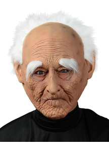 Creepy Old Man Mask