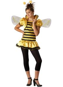 Cute Bee Teen Costume